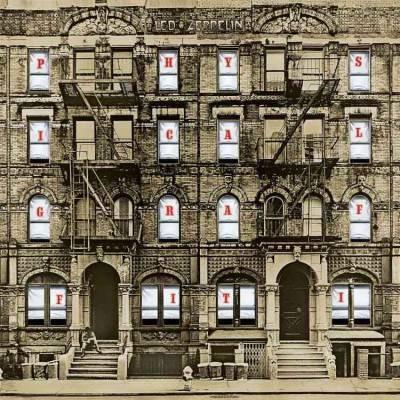 Led Zeppelin - Physical Graffitti (Vinyl)
