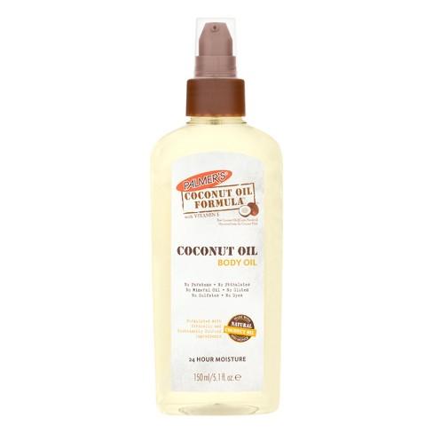 Palmer's Coconut Oil Body Oil - 5.1oz - image 1 of 3
