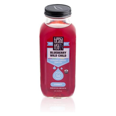 Tiesta Tea Blueberry Wild Child Hibiscus Fruit Tea - 16 fl oz