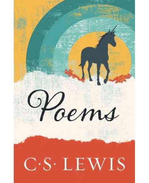 Poems (Reissue) (Paperback) (C. S. Lewis) - image 1 of 1