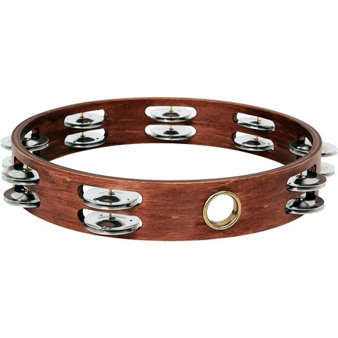 Gon Bops Double Row Wooden Tambourine - image 1 of 1