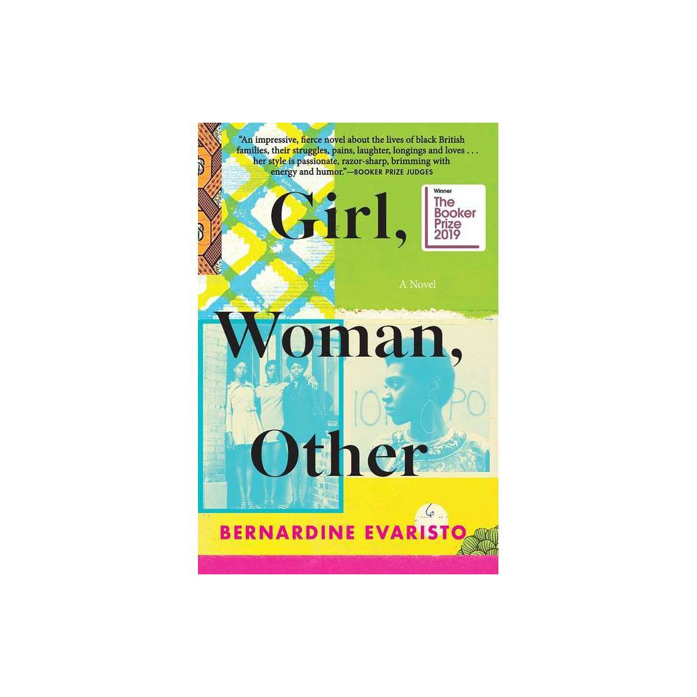 Girl Woman Other Booker Prize Winner By Bernardine Evaristo Paperback
