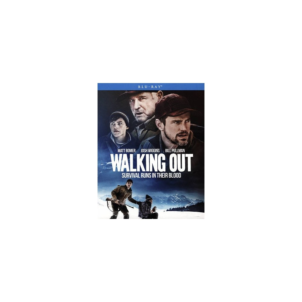Walking Out (Blu-ray), Movies