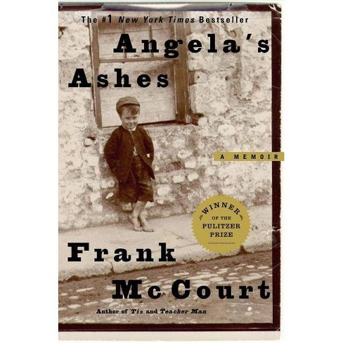 Angela's Ashes - (Frank McCourt Memoirs) by  Frank McCourt (Hardcover) - image 1 of 1