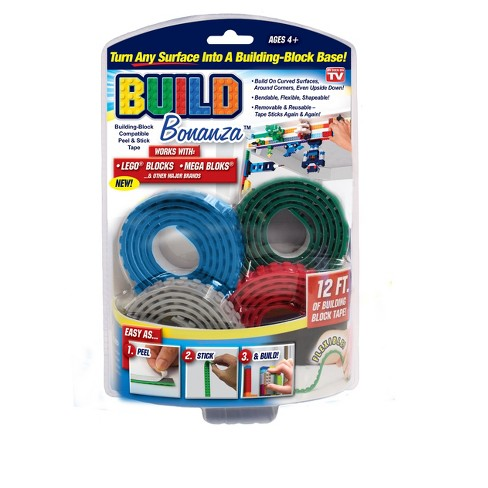 As Seen on TV  Bonanza Building Kit Accessories - image 1 of 1