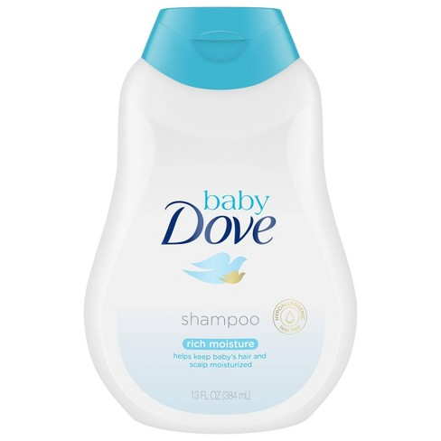 Baby Dove Rich Moisture Hair Scalp