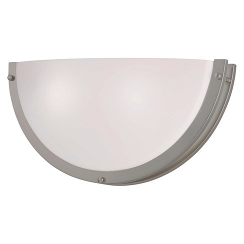 Lite Source Wall Light - Silver - image 1 of 1