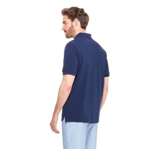 85fdf3979 Men's Short Sleeve Polo Shirt - Navy - Vineyard Vines® For Target : Target