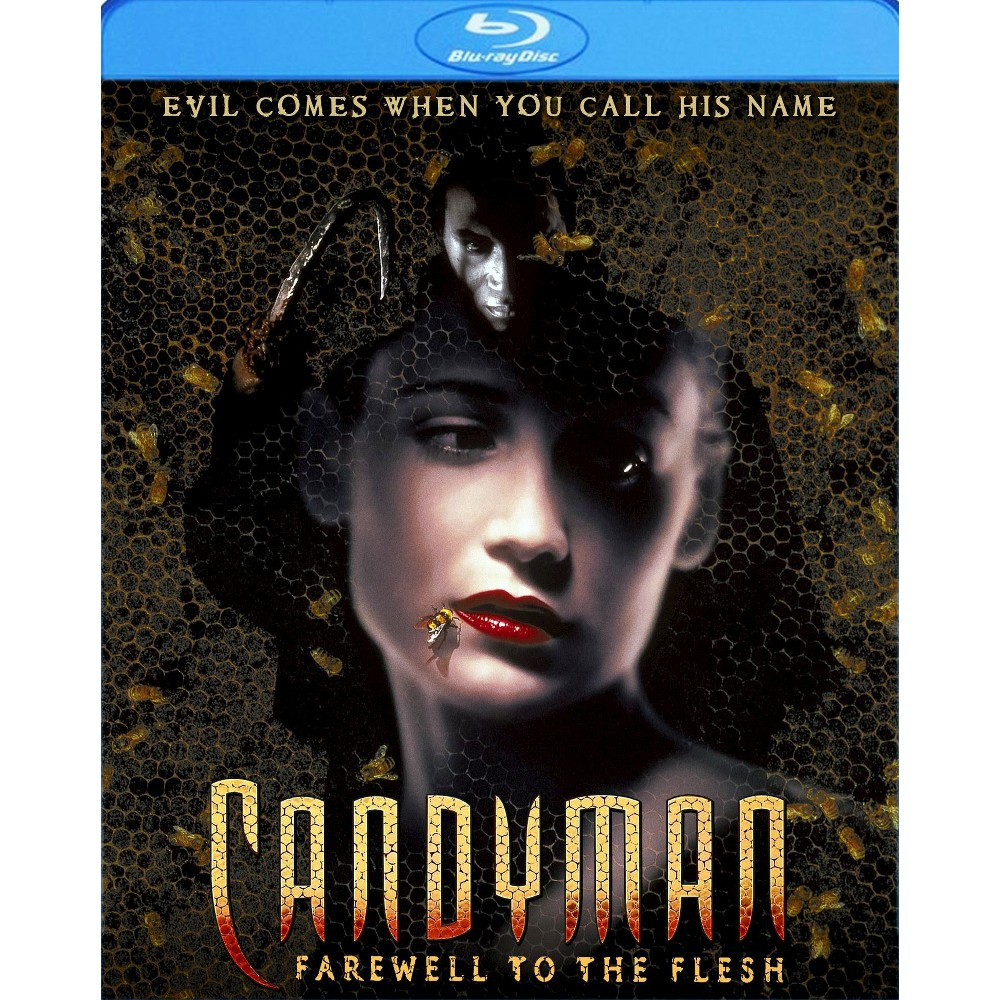 Candyman:Farewell To The Flesh (Blu-ray)
