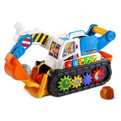 VTech Scoop And Play Digger - image 1 of 7
