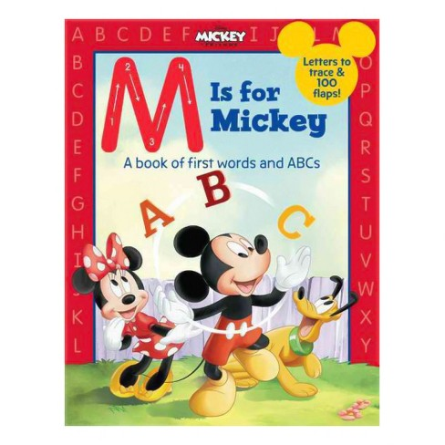 M Is for Mickey (Hardcover) (Megan Ilnitzki) - image 1 of 1