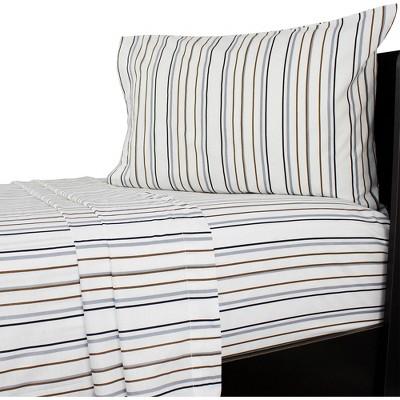 Bentley Bed Sheet Set Striped Bedding Sheets - I Generation