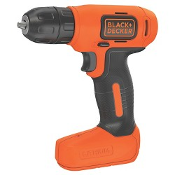 BLACK+DECKER 8V Max* Lithium Drill
