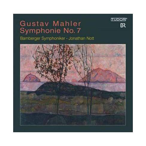 Bamberger Symphoniker - Mahler: Symphony No. 7 (CD) - image 1 of 1