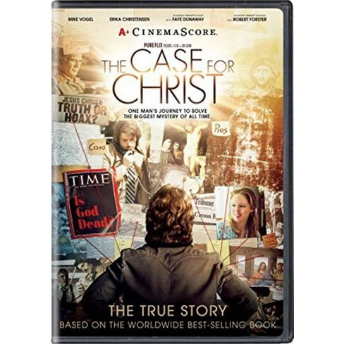 the case for christ dvd target