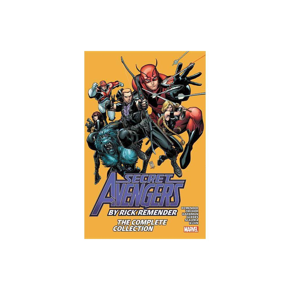 Secret Avengers By Rick Remender The Complete Collection Paperback