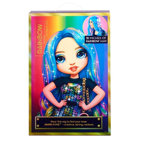 Rainbow High Amaya Raine Wig - image 1 of 4