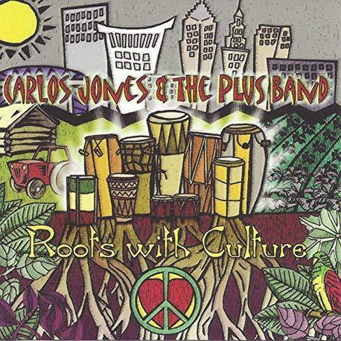 Carlos Jones - Roots With Culture (CD) - image 1 of 1
