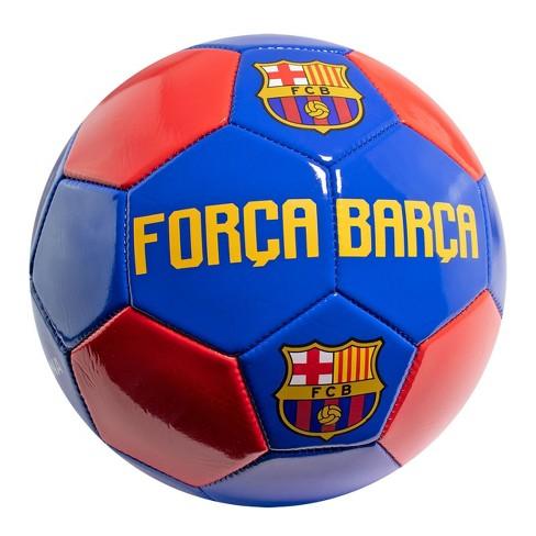 FIFA FC Barcelona Barca Size 5 Soccer Ball - image 1 of 3