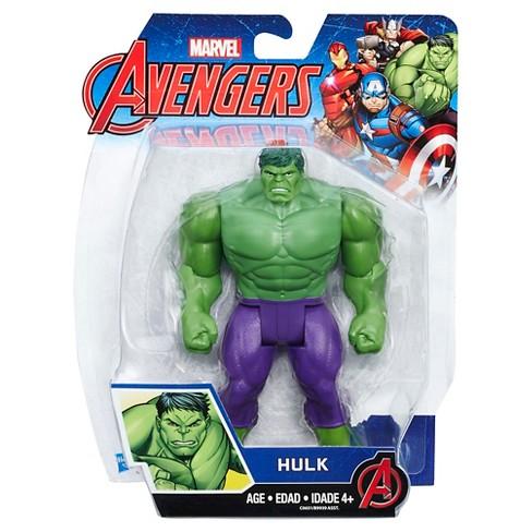 Marvel Avengers Hulk Basic Action Figure 6 Target