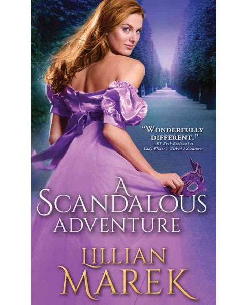 Scandalous Adventure (Paperback) (Lillian Marek) - image 1 of 1