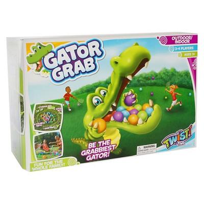Twist Time Gator Grab