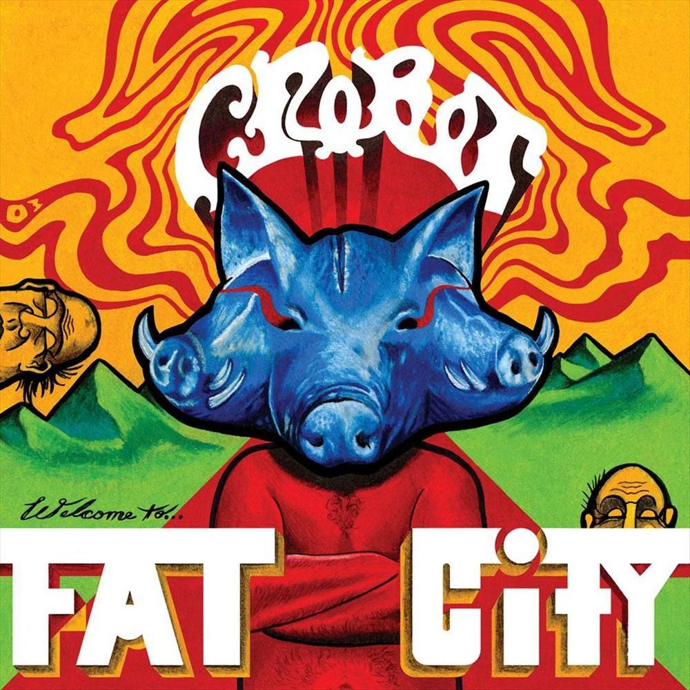 Crobot - Welcome To Fat City (Vinyl)