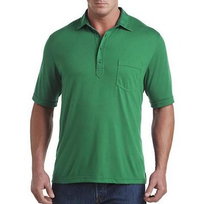 Harbor Bay Golf Polo Shirt - Men's Big and Tall