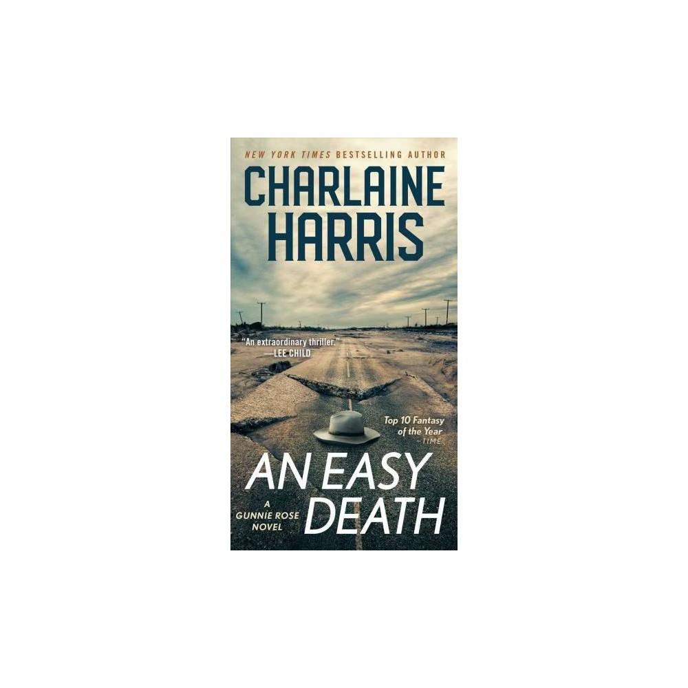 Easy Death - Reprint (Gunnie Rose) by Charlaine Harris (Paperback)