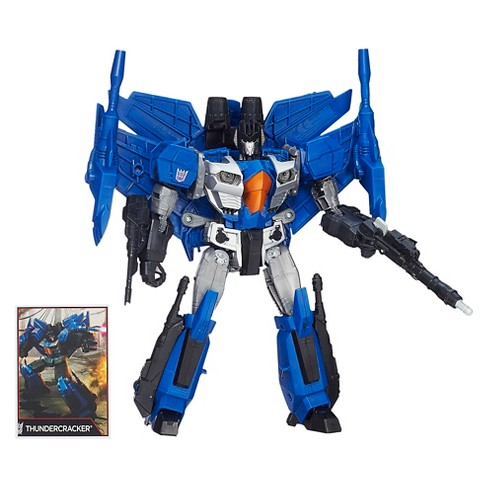 Transformers Generations Leader Class Thundercracker Figure - image 1 of 3