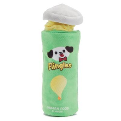 BARK Chip Stack Dog Toy - Flingles Can