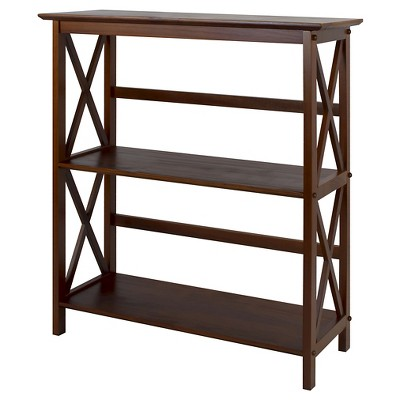 Montego 33.5  3 Tier Bookcase
