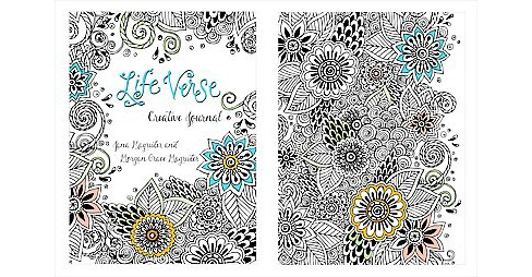Life Verse Creative Journal Set (Paperback) (Jana Magruder & Morgan Grace Magruder) - image 1 of 1