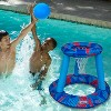 SwimWays Corp Hydro Spring Hoops Basketball - 3pc - image 2 of 4