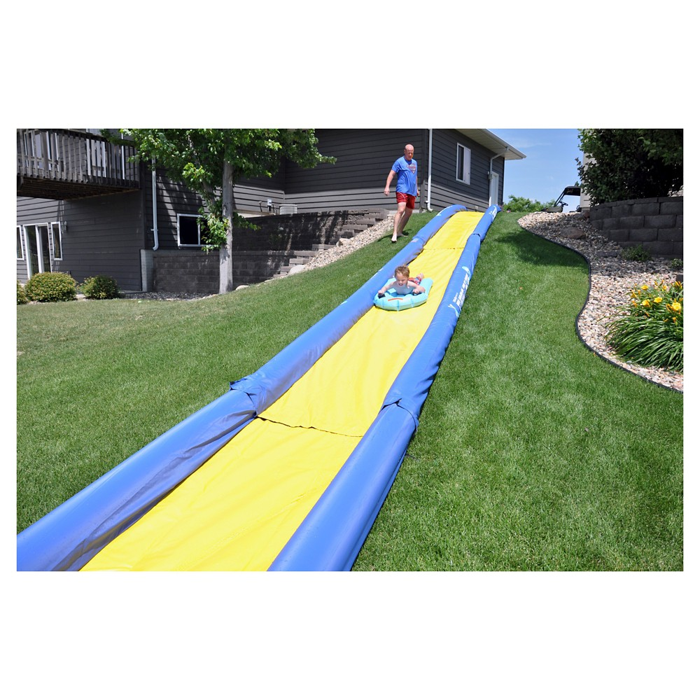 Rave Sports Turbo Chute 20' Section, Multi-Colored