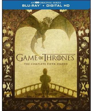 Game of Thrones: Season 5 [Blu-ray] with Digital HD