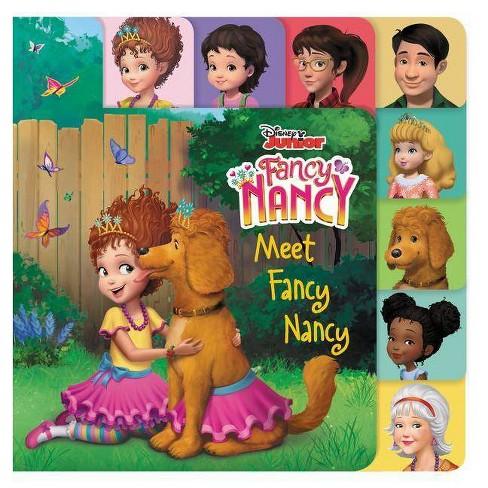 Meet Fancy Nancy -  (Fancy Nancy) by Nancy Parent (Hardcover) - image 1 of 1