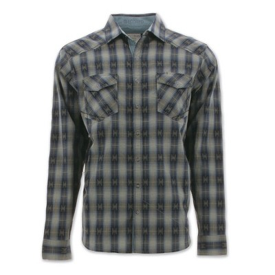 Ecoths  Men's  McCoy Long Sleeve Shirt
