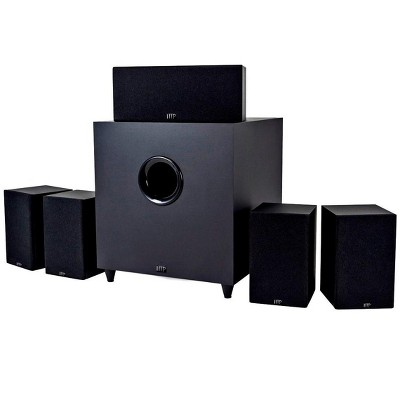 Monoprice Premium 5.1-Channel Home Theater System with Subwoofer