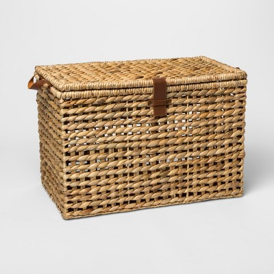 Trunk Chest Water Hyacinth - Natural - Threshold™