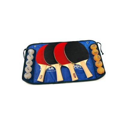 Joola Family Table Tennis Set with Carrying Case