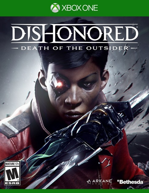 Dishonored: The Death of the Outsider - Xbox One - image 1 of 8