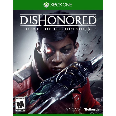 dishonored the death of the outsider xbox one target