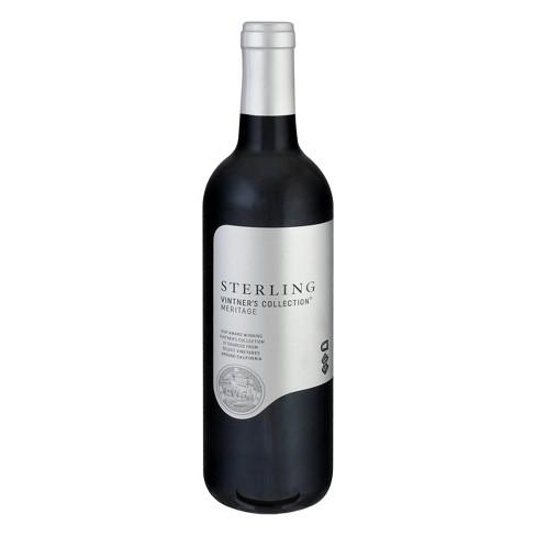 Sterling Vintner's Collection Meritage Red Blend Wine - 750ml Bottle - image 1 of 3