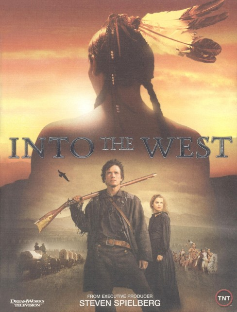 Into the west (DVD) - image 1 of 1