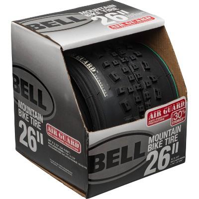 """Bell 26"""" Tread 1 Mountain Bike Tire - Black"""
