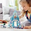 LEGO Disney Princess Elsa's Magical Ice Palace Toy Castle Building Kit with Mini Dolls 43172 - image 3 of 4