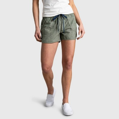 "Women's United By Blue 3"" Organic Pull-On Shorts"