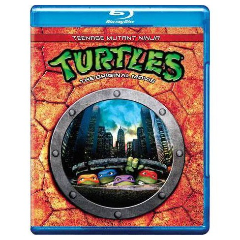 Teenage Mutant Ninja Turtles: The Original Movie (Blu-ray)(2012) - image 1 of 1