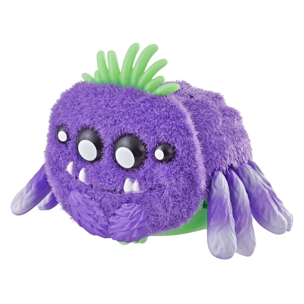 Yellies! Wiggly Wriggles; Voice-Activated Spider Pet;